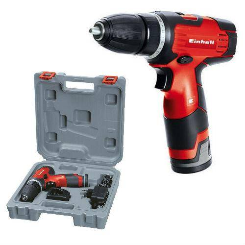 Einhell Taladro sin cable TH-CD 12-2 Li Einhell
