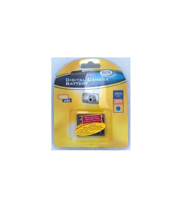 DIGITAL CONCEPTS Digital Bateria Li40b - Li42b Para Olympus Fe-340 - Fe-350 - Fe-360 - Fe-370
