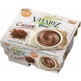 Vitariz Postre Arroz Chocolate Vitariz 4 X 100 G