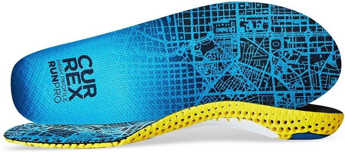 CURREX Plantillas de zapatos CURREX CURREX RunPro High 20111-18 Talla S