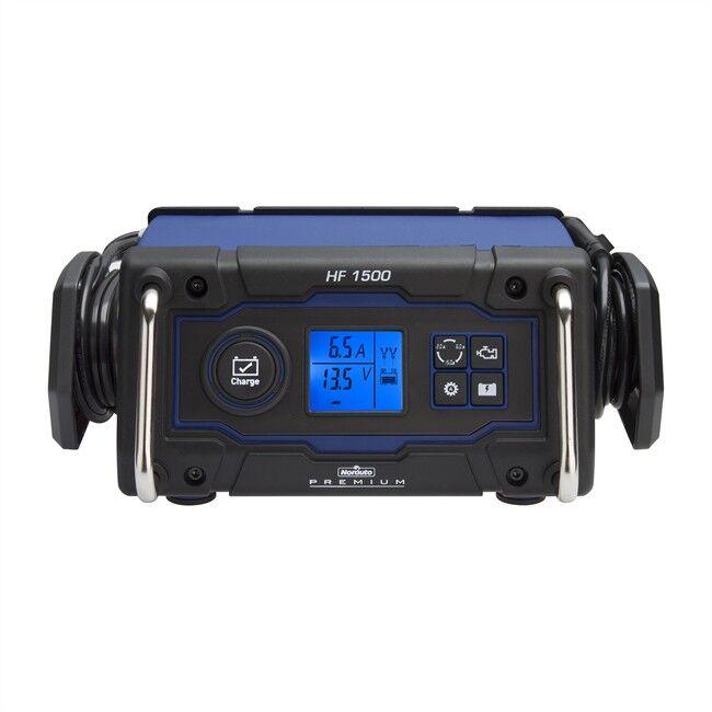 Norauto Cargador Bateria Premium Hf1500 15a 12v