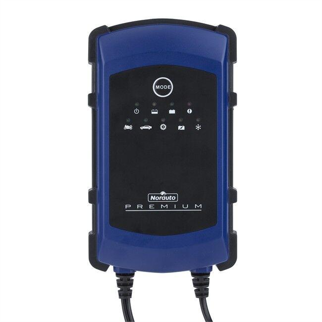 Norauto Premium Cargador Batería Hf800 8a 12v