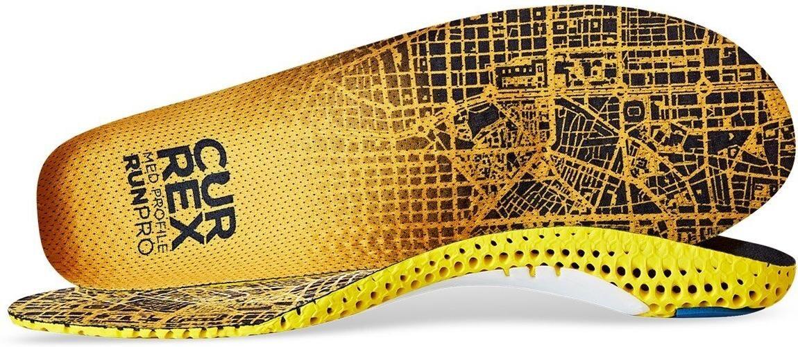 CURREX Plantillas de zapatos CURREX CURREX RunPro Med 20121-18 Talla S