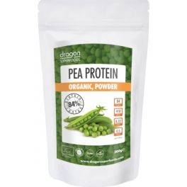 Dragon Superfoods Pea Protein Powder Organic - Proteina de Guisante Organica 200 gr