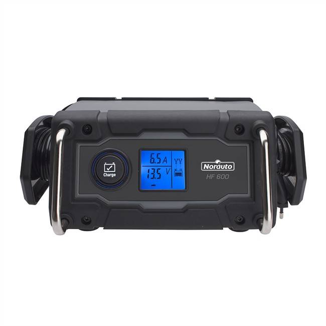 Norauto Cargador Bateria Hf600 2/6a 12v