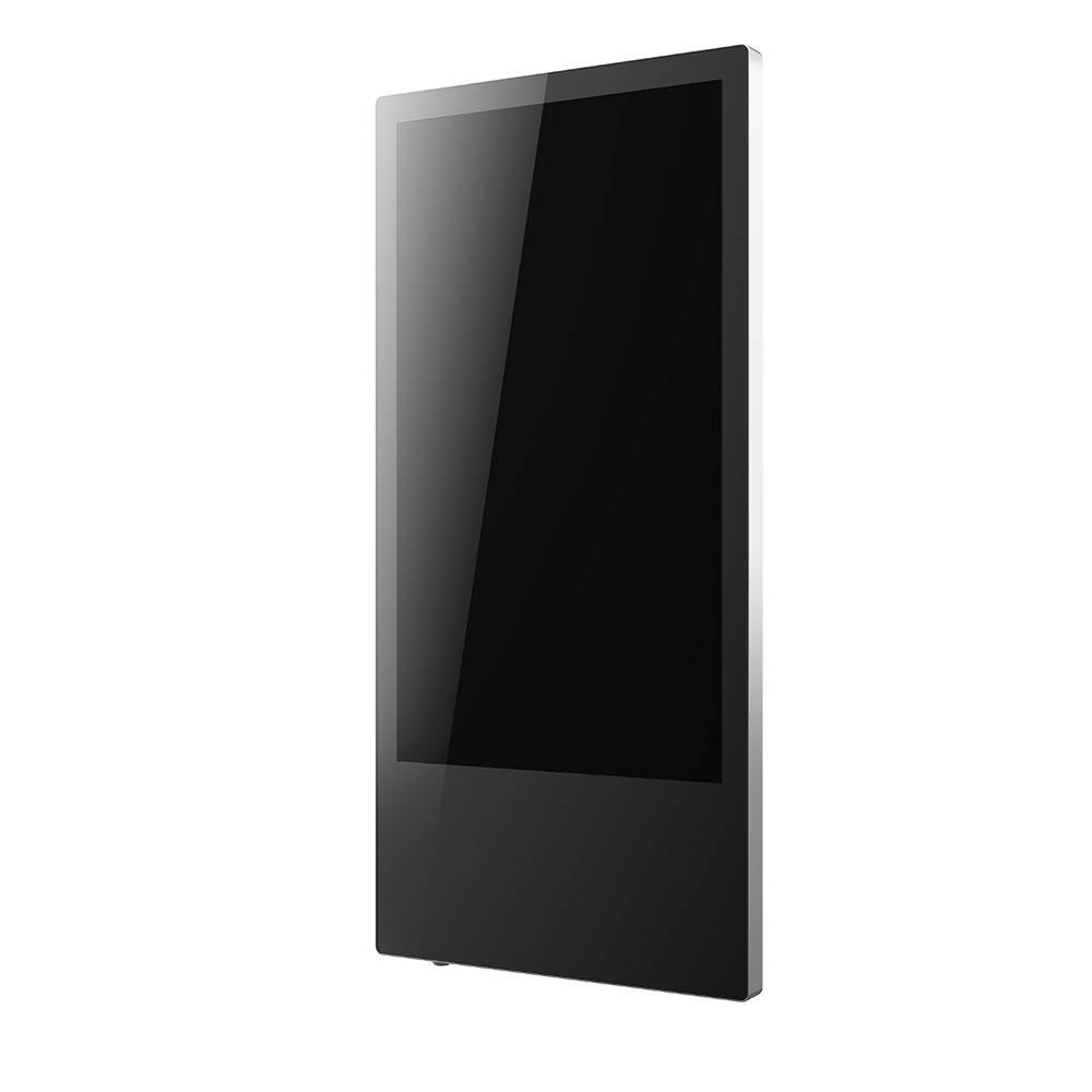 "Cartel digital LCD Full HD 20"" para ascensores y pared"