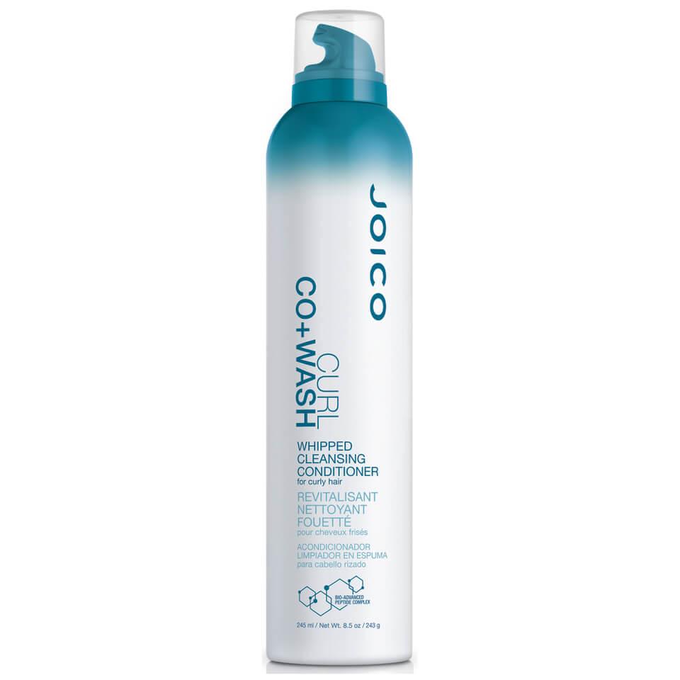 Joico Acondicionador limpiador para cabello rizado Curl Co+Wash de  (245 ml)