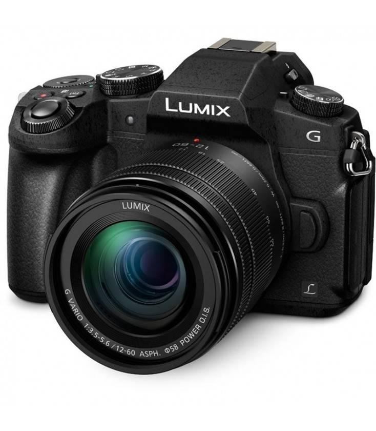 Panasonic Lumix Dmc-g80m Con 12-60mm   F/3.5-5.6 Asph. Power O.i.s.