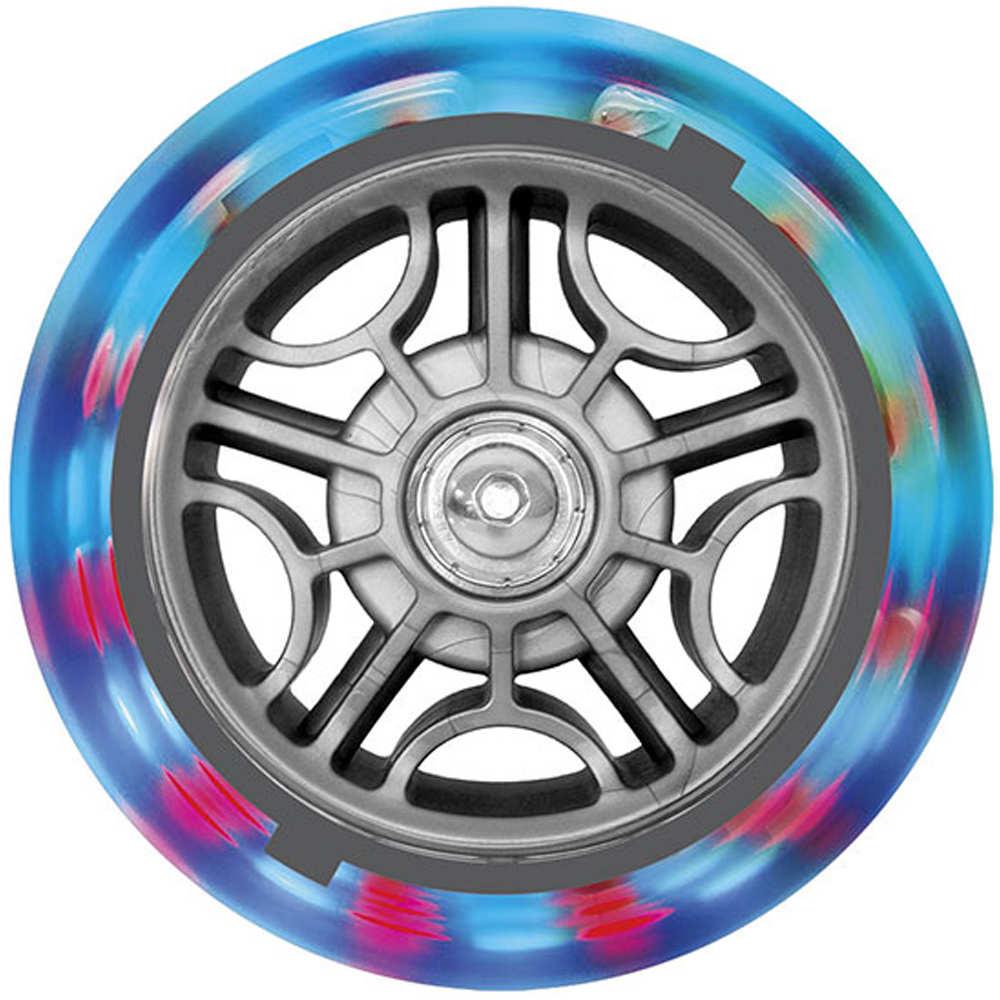 Globber Ruedas patinete set ruedas luminosas 121mm