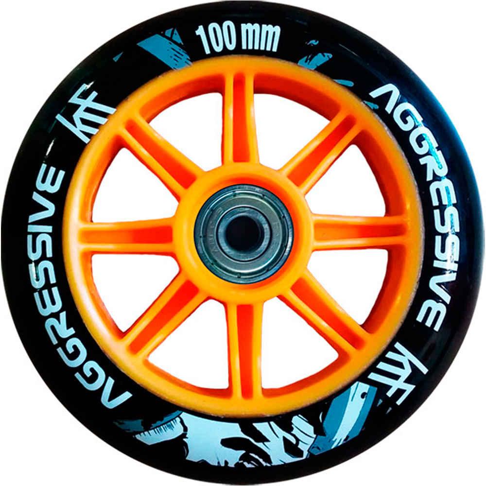 Krf Ruedas patinete acc scf ruedas 100-88a agr 2ud+rod