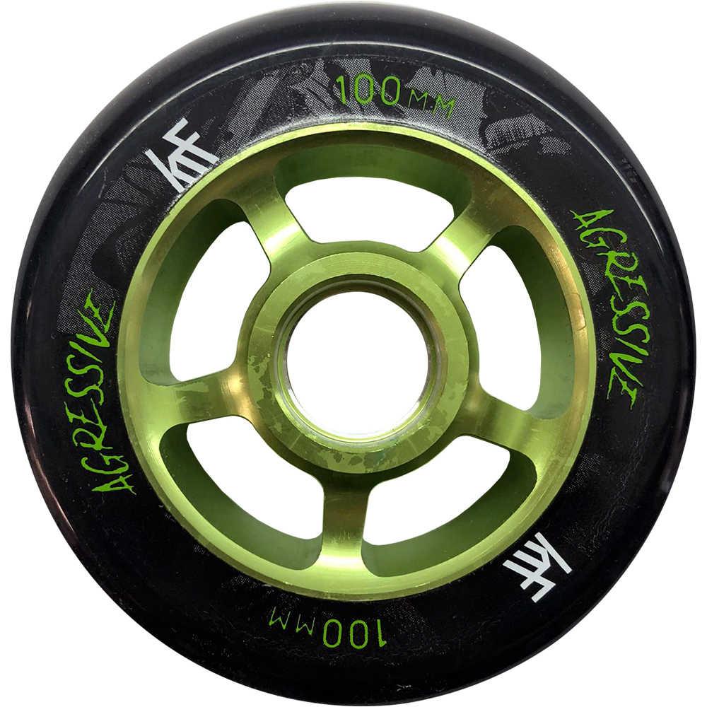 Krf Ruedas patinete acc scf rueda 100mm agr. alu s/r ego