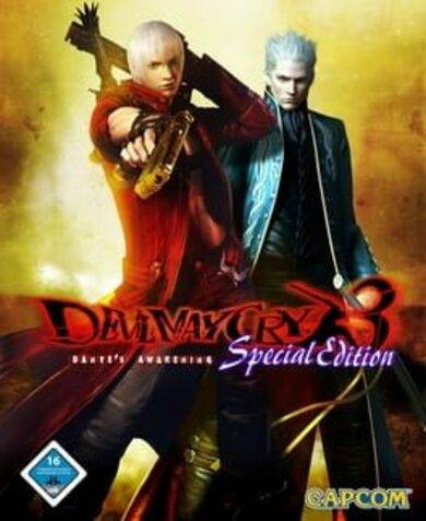 Capcom Devil May Cry 3 (Special Edition) Steam Key GLOBAL