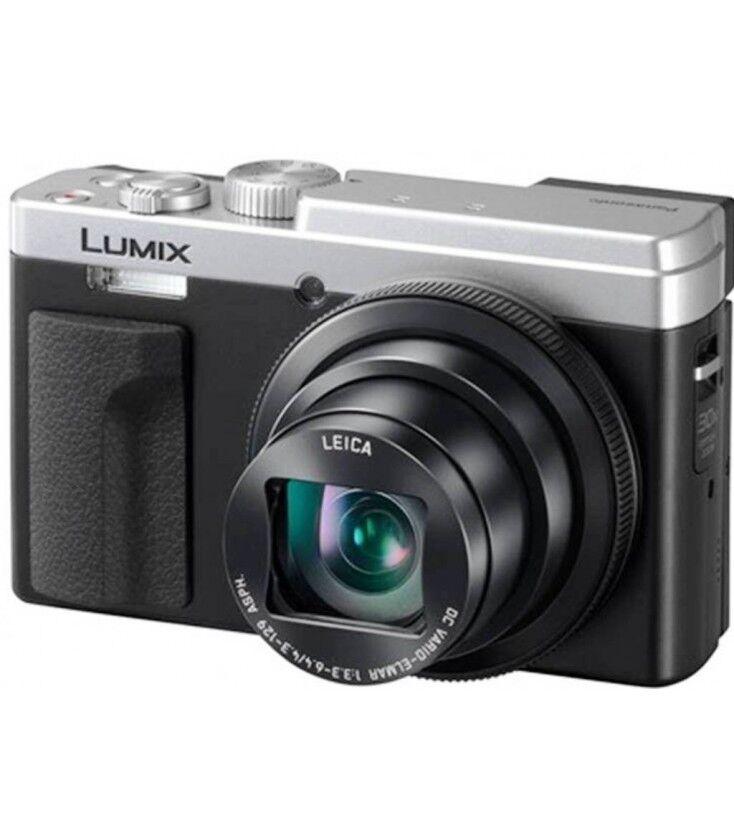 Panasonic Lumix Dmc-tz95 Plata