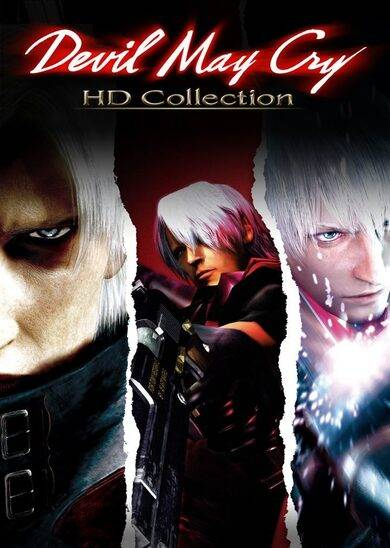 CAPCOM Co., Ltd. Devil May Cry HD Collection Steam Key GLOBAL