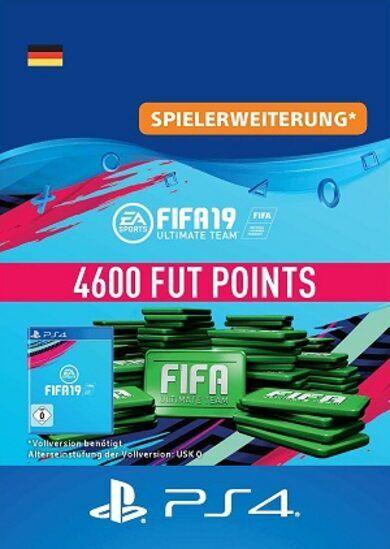 Electronic Arts Inc. FIFA 19 - 4600 FUT Points (PS4) PSN Key GERMANY