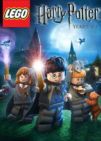 Warner Bros Interactive Entertainment LEGO: Harry Potter Years 1-4 Steam Key GLOBAL