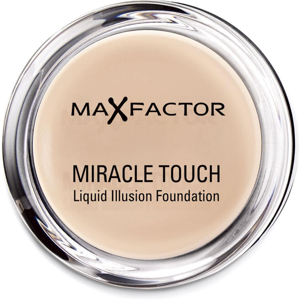 Max Factor Base Miracle Touch de  (varios tonos) - Bronze