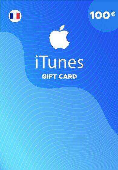Apple Inc. Apple iTunes Gift Card 100 EUR iTunes Key FRANCE