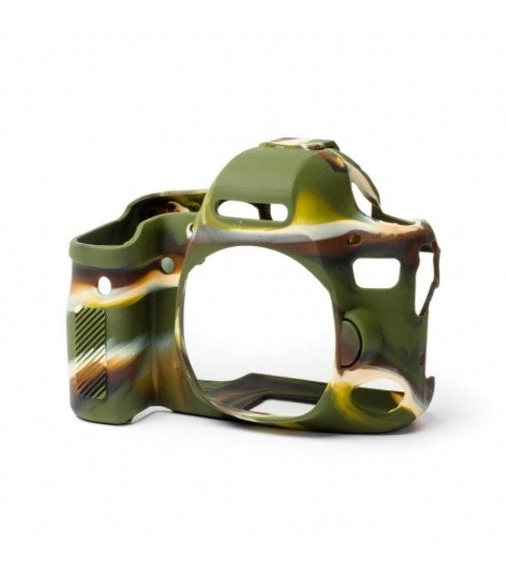 Easycover Funda Protectora Canon Eos 6d Mkii Camuflaje