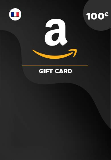 Amazon Gift Card 100 EUR Key FRANCE