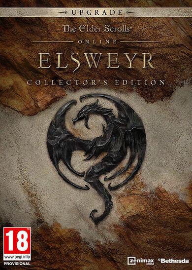 Bethesda Softworks The Elder Scrolls Online: Elsweyr Digital Collector s Edition Upgrade (DLC) Bethesda.net Key GLOBAL