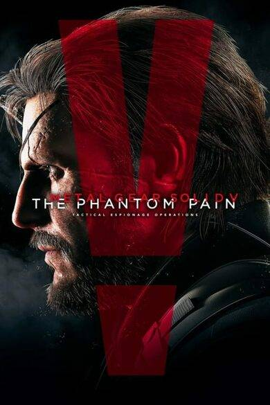Konami Metal Gear Solid V: The Phantom Pain Steam Key GLOBAL