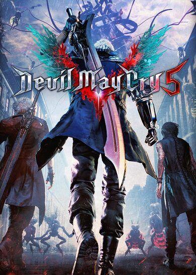 CAPCOM Co., Ltd. Devil May Cry 5 - Alt Hero Colors (DLC) Steam Key GLOBAL