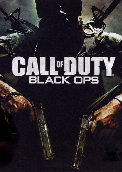 Activision Call of Duty - Black Ops (CUT DE VERSION) Steam Key EUROPE