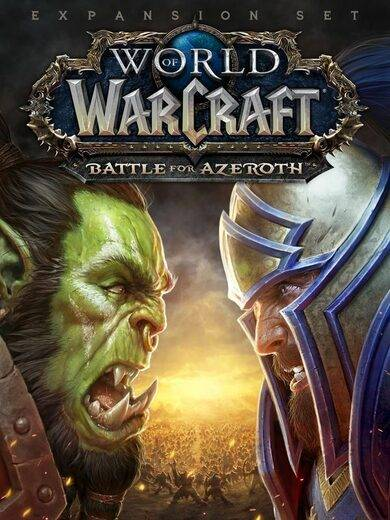 Blizzard Entertainment World of Warcraft: Battle for Azeroth Battle.net Key EUROPE