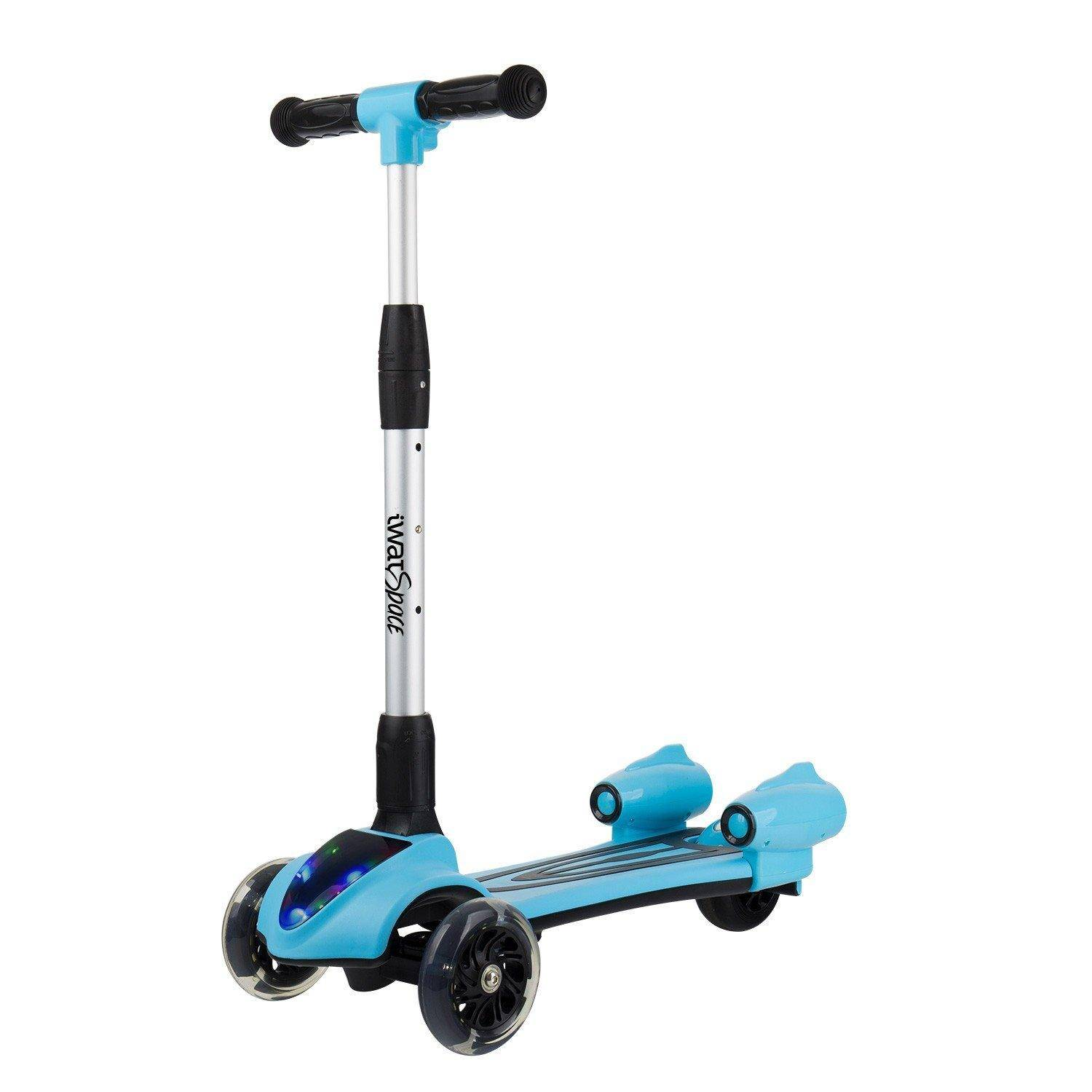 IWat Motion Patinete infantil con led iWatSpace Neptune iWat Motion