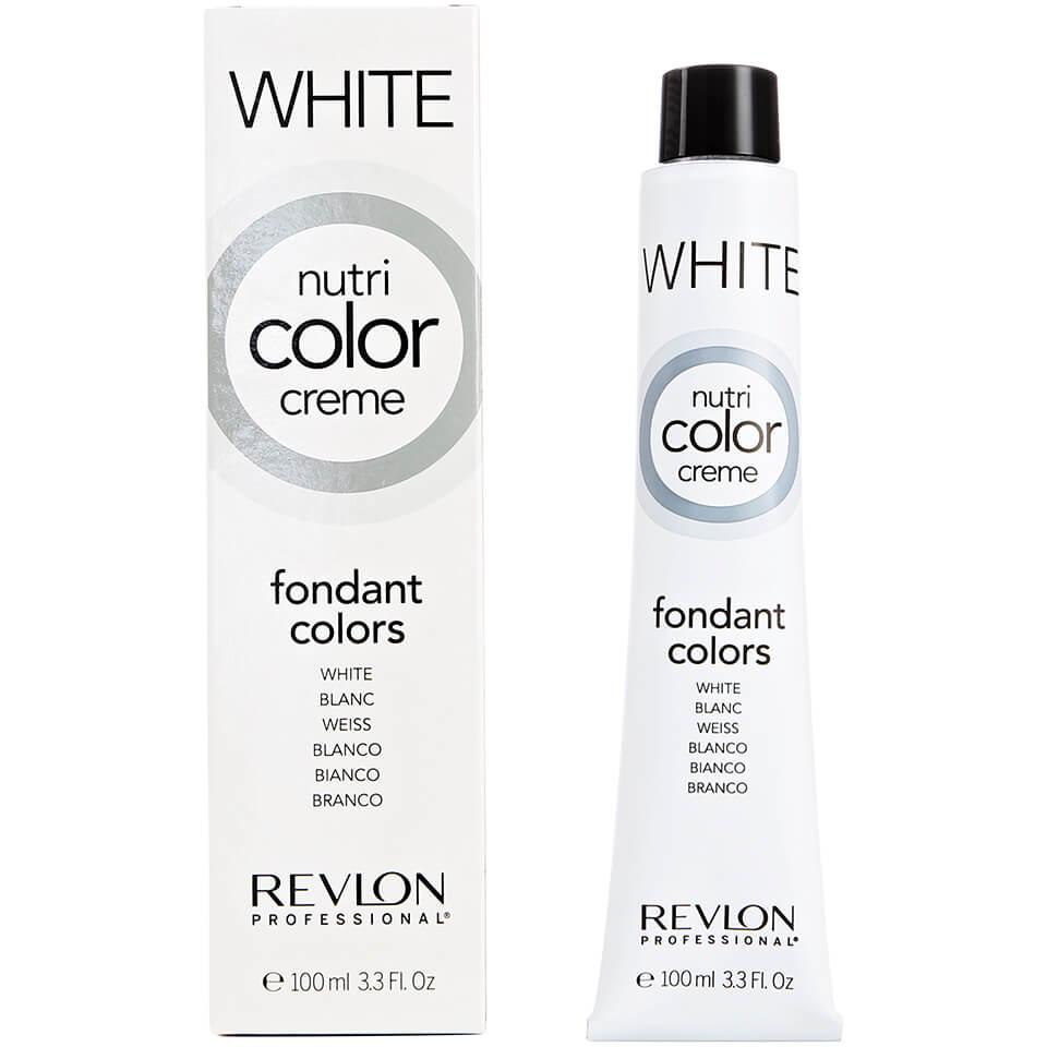 Revlon Professional Nutri Color Creme 000 Blanco de 100 ml