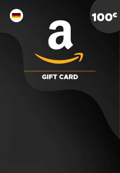 Amazon Gift Card 100 EUR Key GERMANY