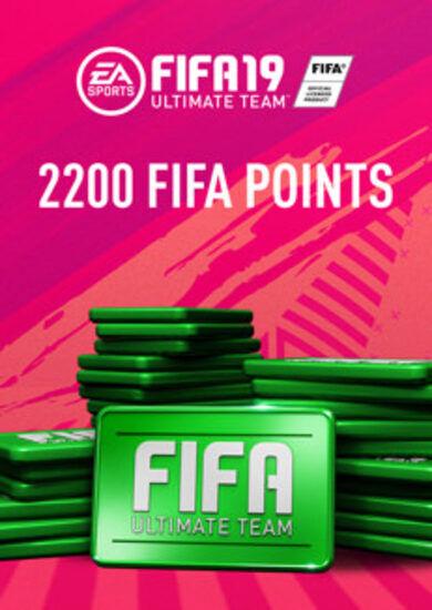 Electronic Arts Inc. FIFA 19 - 2200 FUT Points Origin Key GLOBAL