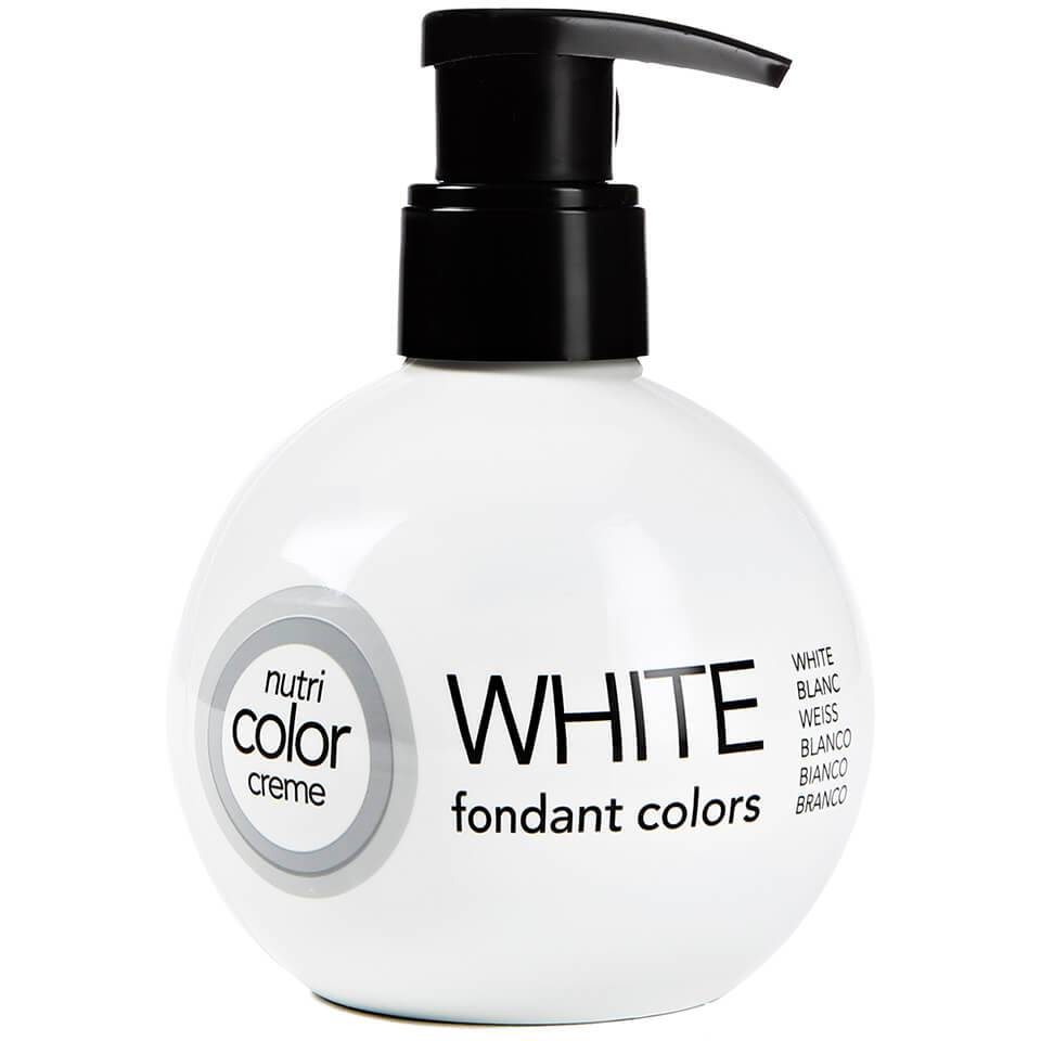 Revlon Professional Nutri Color Creme 000 Blanco de 270 ml