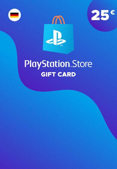Sony Computer Entertainment Playstation Network Card 25 EUR (DE) PSN Key GERMANY