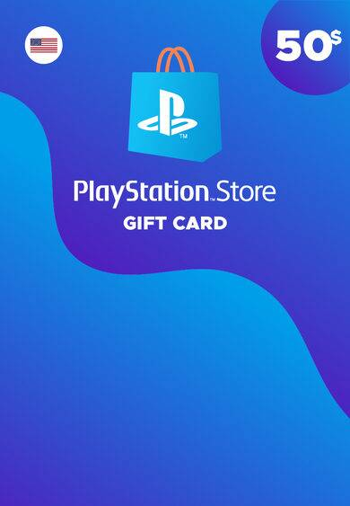 Sony Computer Entertainment Playstation Network Card 50 USD (USA) PSN Key UNITED STATES