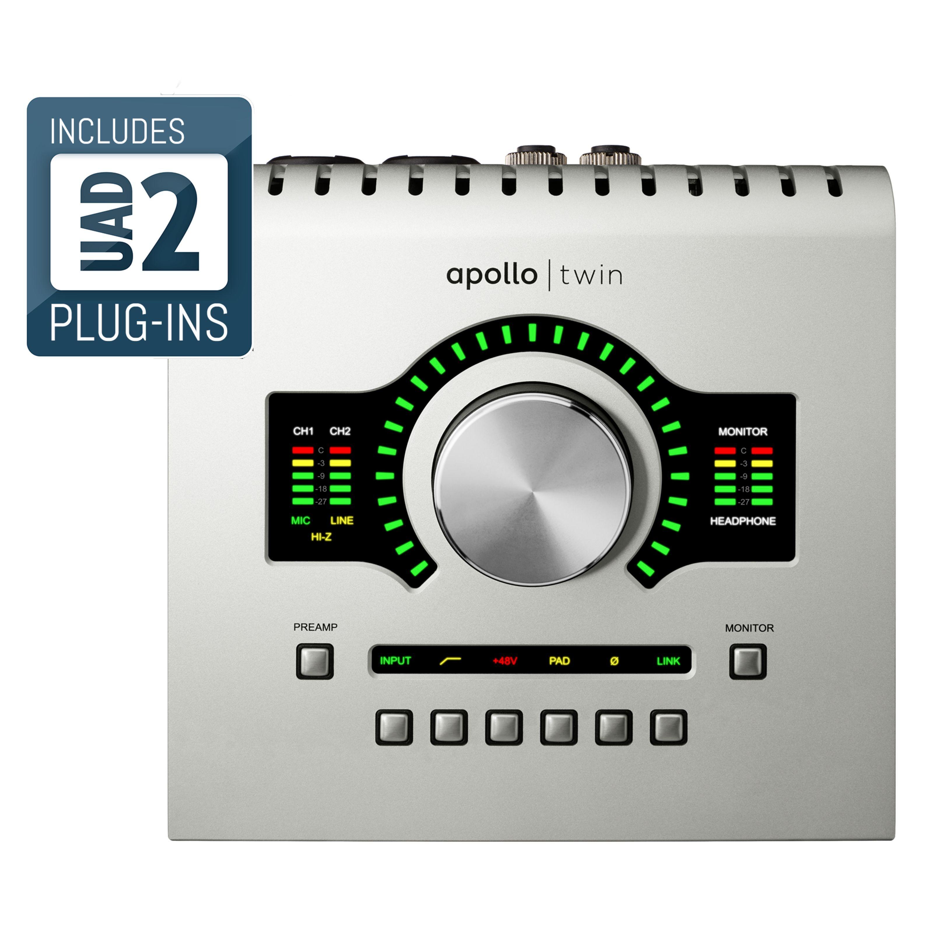 Universal Audio Audio Apollo Twin USB Duo