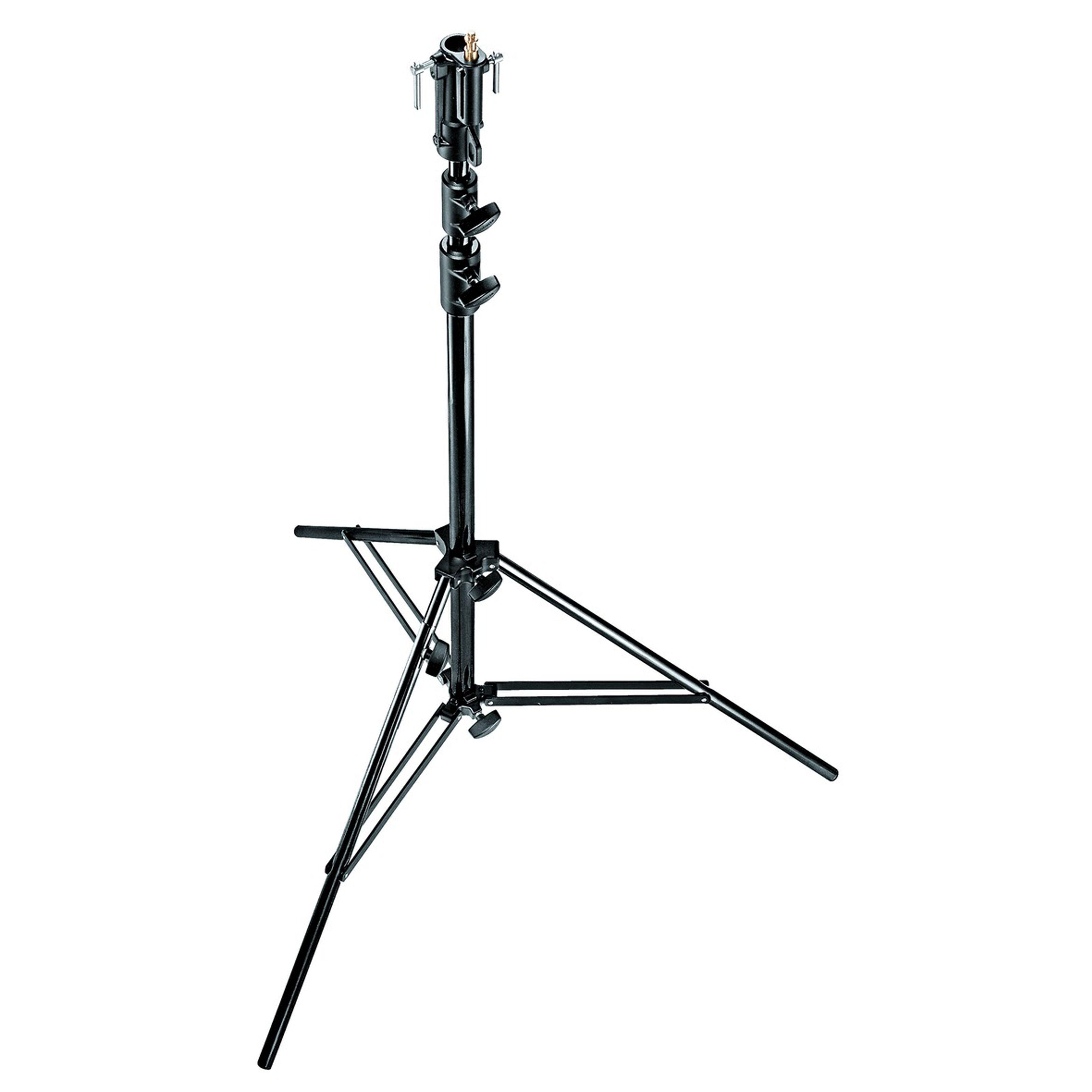 Manfrotto 007BSU Senior Stand, 20 kg 325 cm, 3 secciones, 2 elevadores