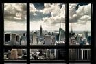 Poster New York City New York View 91.5x61cm