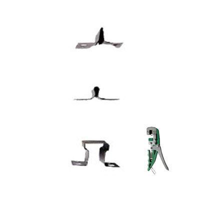 h&f Kit 3 Cuchillas para Máquina injertadora