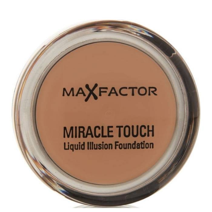 MAX FACTOR (COTY ITALIA Srl) Max Factor Miracle Touch Foundation 85 Caramel