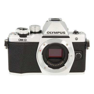 Olympus OM-D E-M10 Mark II plateado - Reacondicionado: como nuevo   30 meses de garantía   Envío gratuito
