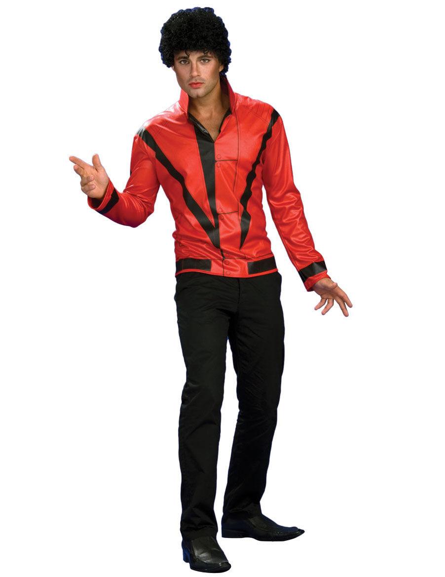 Vegaoo.es Chaqueta Thriller de Michael Jackson para hombre - XL