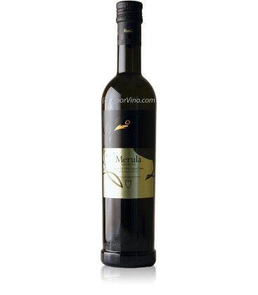 Marques de Valdueza Aceite de oliva virgen extra merula de marqués de valdueza botella