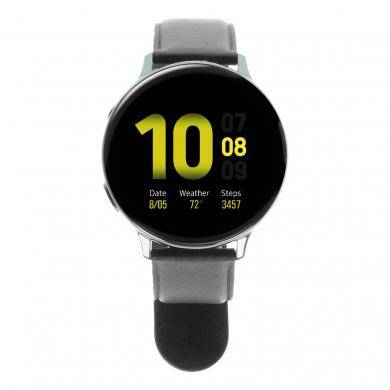 Samsung Galaxy Watch Active 2 44mm acero inoxidable negro negro - Reacondicionado: como nuevo   30 meses de garantía   Envío gratuito