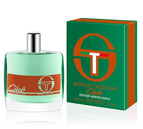 Sergio Tacchini Club Edition Monte Carlo 100 ml spray