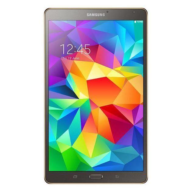 Samsung Galaxy Tab S 8,4 16 GB WiFi Bronce