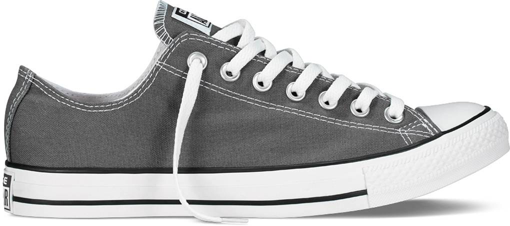 Converse Chuck Taylor All Star Classic Low Zapatos Gris 38