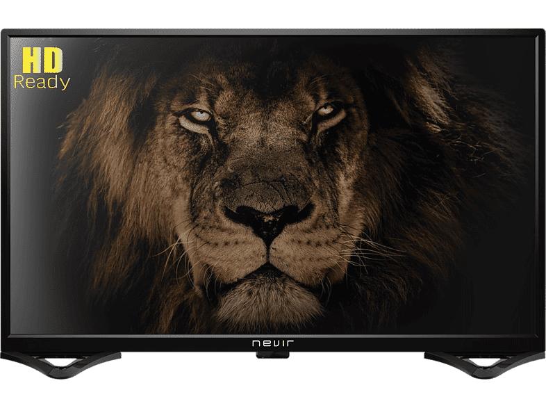 "NEVIR TV LED 32"" - Nevir NVR-8075-32RD2S-SMA-N, HD Ready, Smart TV, WiFi, Modo hotel, Negro"