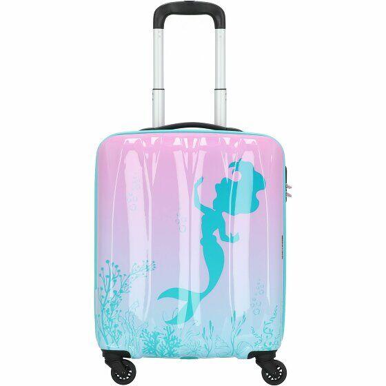 American Tourister Disney Legends Maleta de cabina 4 ruedas 55 cm the little mermaid